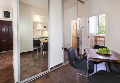 Apartmani Beograd | Luksuzni apartmani Beograd | Apartman A14 - Trpezarija