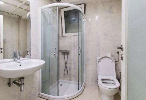 Apartmani Beograd | Jeftin smeštaj sa parkingom | Apartman A0 - Kupatilo