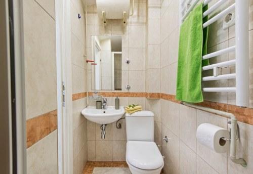 Apartmani Beograd | Jeftin stan na dan Beograd | Apartman A1 - Kupatilo