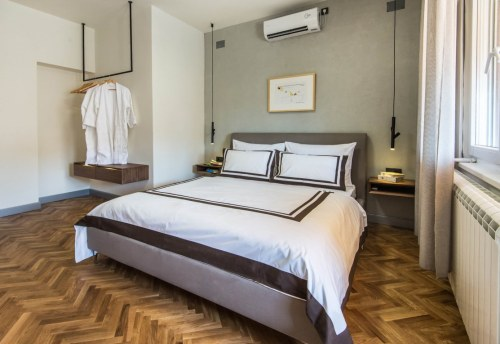 Apartmani Beograd | Apartman A38 | Centar stan na dan Beograd - Druga spavaća soba