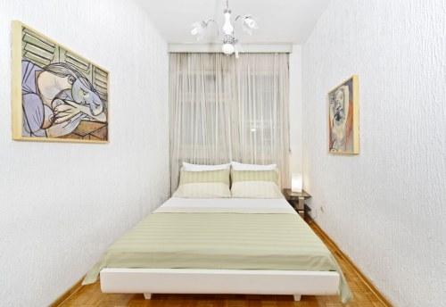 Apartmani Beograd | Apartman A41 | Strogi centar - Druga spavaća soba