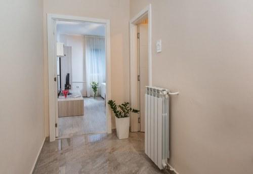 Apartmani Beograd | Lux apartmani Beograd | Apartman A31 - Pogled iz hodnika