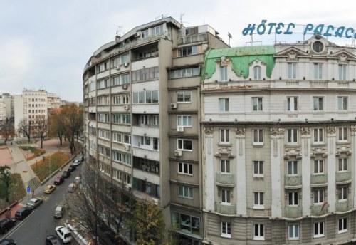 Apartmani Beograd | Apartman A43 | Strogi centar - Pogled iz stana