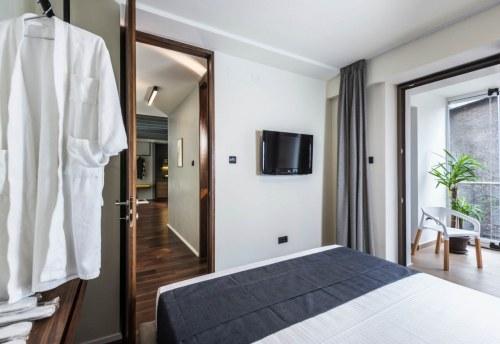 Apartmani Beograd | Luksuzni apartmani u Beogradu | Apartman A34 - Spavaća soba