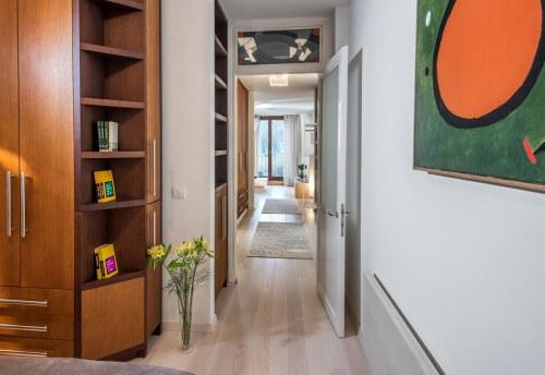 Apartmani Beograd | Centar | Apartman A32 - Ulaz u spavaću sobu