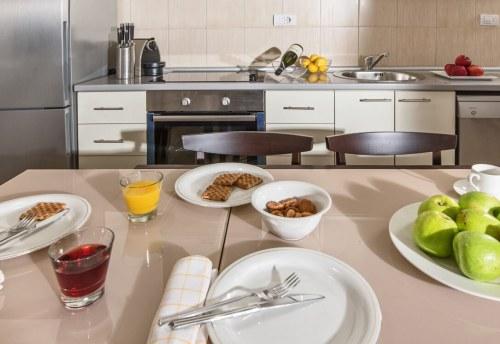 Apartmani Beograd | Apartman A29 | Studentski trg - Kuhinja i trpezarija