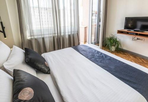 Apartmani Beograd | Apartman A37 | Sa parkingom - Prva spavaća soba