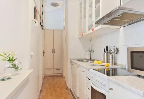 Apartmani Beograd | Apartman A9 | Strogi centar Kalemegdan - Kuhinja