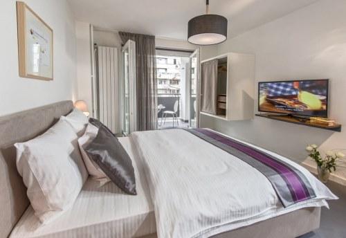 Apartmani Beograd | Luksuzni smeštaj Beograd | Apartman A10 - Spavaća soba