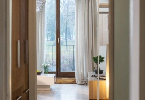 Apartmani Beograd | Centar | Apartman A32 - Pogled iz hodnika