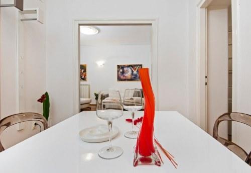 Apartmani Beograd | Strogi centar | Apartman A21 - Trpezarijski sto