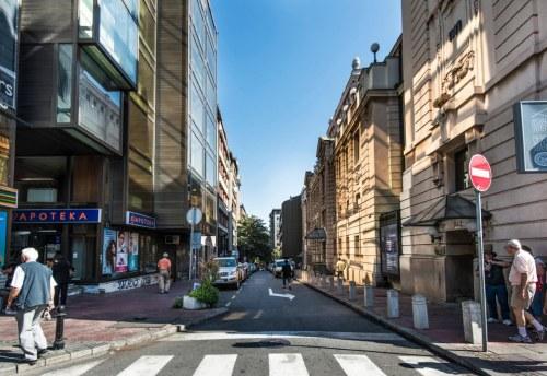 Apartmani Beograd | Apartman A19 | Strogi centar Trg Republike - Panorama