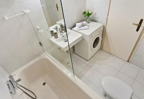 Apartmani Beograd | Apartman A9 | Strogi centar Kalemegdan - Kupatilo