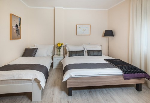 Apartmani Beograd | Lux apartmani Beograd | Apartman A31 - Spavaća soba