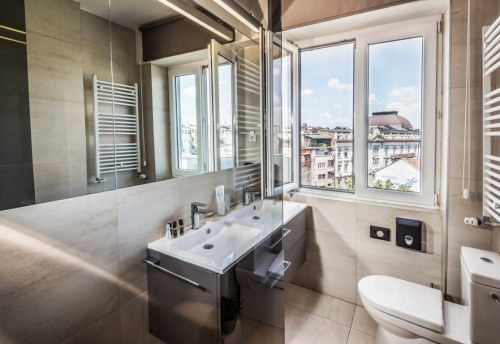 Apartmani Beograd | Apartman A38 | Centar stan na dan Beograd - Kupatilo