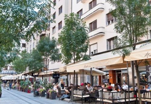 Apartmani Beograd | Apartmani na dan Beograd | Apartman A17 - Pogled na zgradu