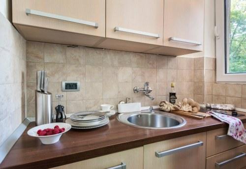 Apartmani Beograd | Luksuzni apartmani Beograd | Apartman A14 - Kuhinja