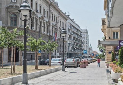 Apartmani Beograd | Apartman A9 | Strogi centar Kalemegdan - Ulica Kralja Petra