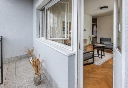 Apartmani Beograd | Apartmani na dan Beograd | Apartman A6 - Terasa
