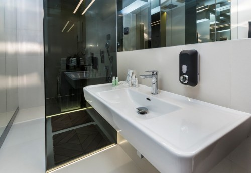 Apartmani Beograd | Luksuzni apartmani u Beogradu | Apartman A34 - Kupatilo