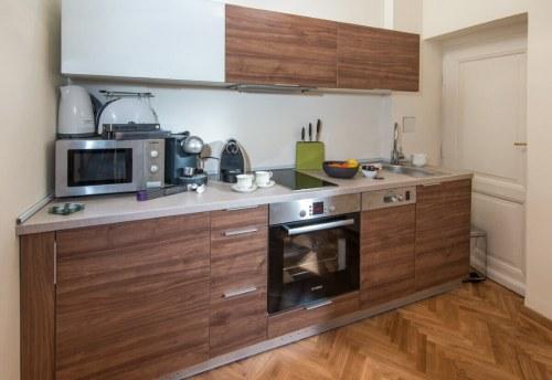 Apartmani Beograd | Smeštaj Beograd | Apartman A33 - Kuhinja