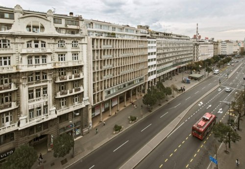 Apartmani Beograd | Apartman A16 | Strogi centar Terazije - Panorama