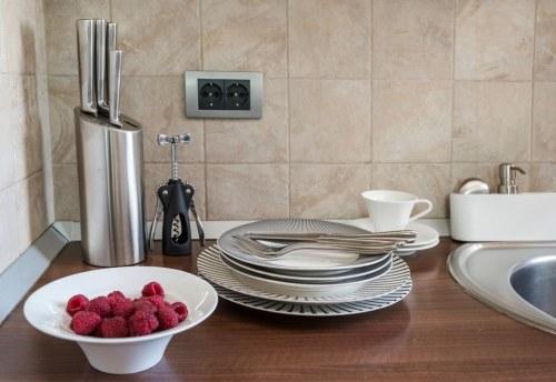 Apartmani Beograd | Luksuzni apartmani Beograd | Apartman A14 - Detalj iz kuhinje