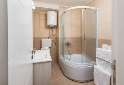 Apartmani Beograd | Lux apartmani Beograd | Apartman A31 - Kupatilo