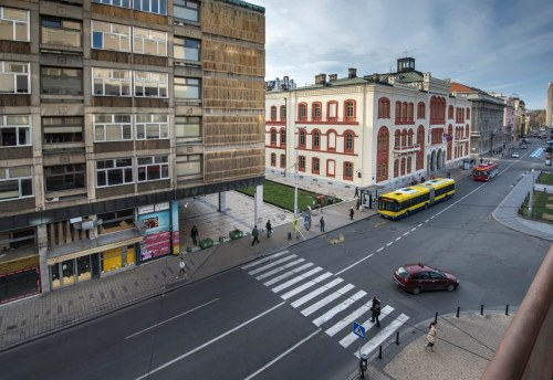 Apartmani Beograd | Stan na dan u Beogradu | Apartman A27 - Pogled iz stana