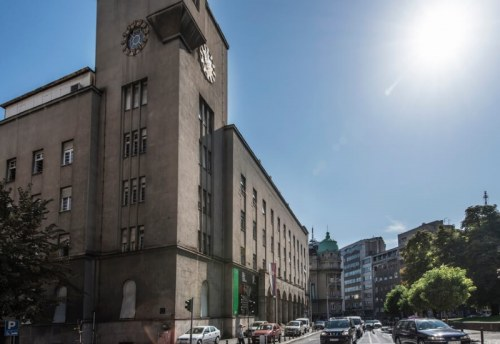 Apartmani Beograd | Apartman A19 | Strogi centar Trg Republike - Stan ispred Doma Vojske Srbije
