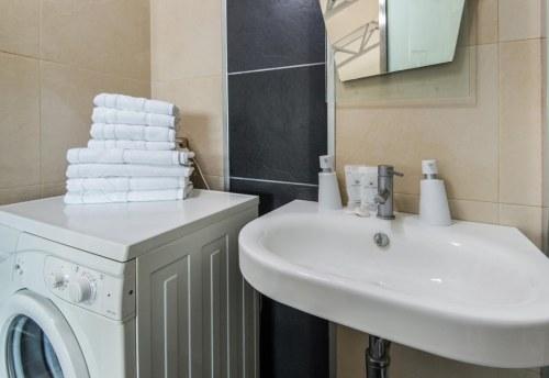 Apartmani Beograd | Jeftini apartmani Beograd | Apartman A4 - Kupatilo