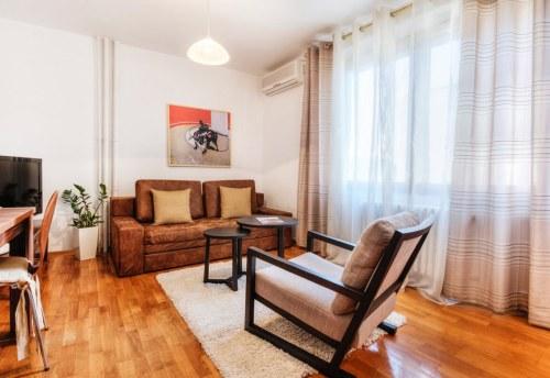 Apartmani Beograd | Apartmani u centru Beograda | Apartman A7 - Dnevni boravak