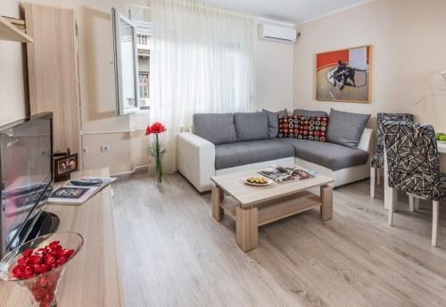 Apartmani Beograd | Lux apartmani Beograd | Apartman A31 - Dnevni boravak