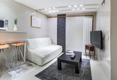 Apartmani Beograd | Jeftin smeštaj sa parkingom | Apartman A0 - Dnevni boravak