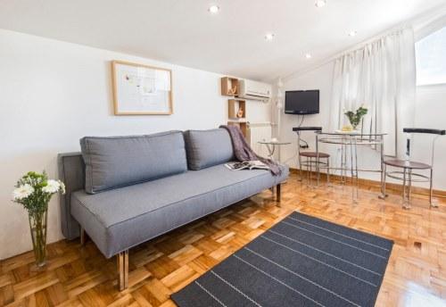 Apartmani Beograd | Jeftin stan na dan Beograd | Apartman A1 - Dnevni boravak i trpezarija