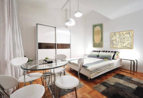 Apartmani Beograd | Sa parkingom | Apartman A15 - Dnevni boravak