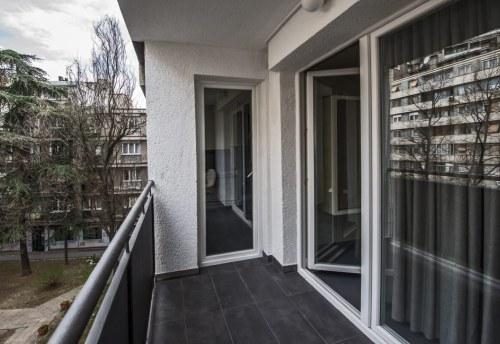 Apartmani Beograd | Luksuzni smeštaj Beograd | Apartman A10 - Terasa