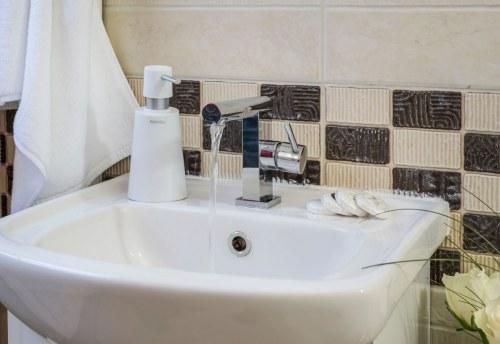 Apartmani Beograd | Luksuzni apartmani Beograd | Apartman A14 - Detalj iz kupatila