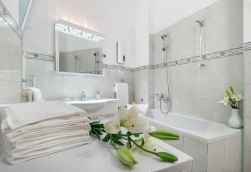 Apartmani Beograd | Apartman A24 | Strogi centar Pionirski park - Kupatilo