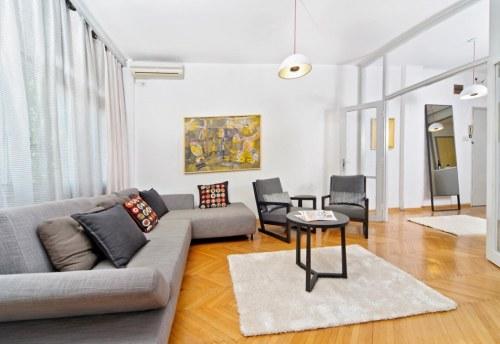 Apartmani Beograd | Apartman A41 | Strogi centar - Dnevni boravak
