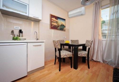 Apartmani Beograd | Apartman A43 | Strogi centar - Kuhinja i trpezarija