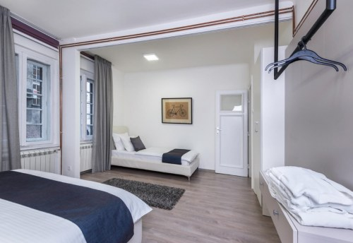 Apartmani Beograd | Apartmani na dan Beograd | Apartman A26 - Prva spavaća soba
