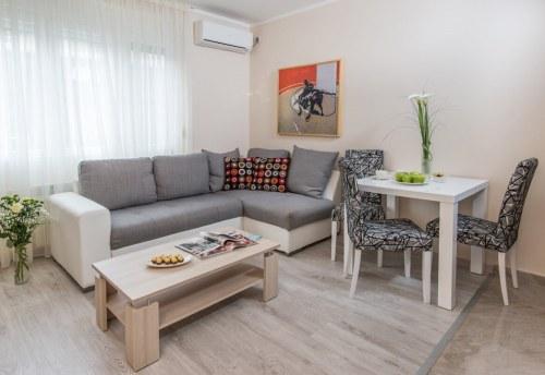 Apartmani Beograd | Lux apartmani Beograd | Apartman A31 - Dnevni boravak i trpezarija