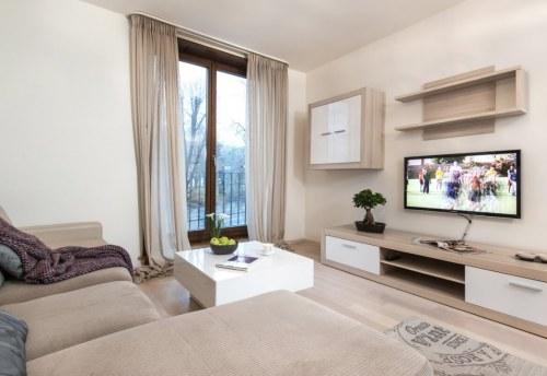 Apartmani Beograd | Centar | Apartman A32 - Dnevni boravak