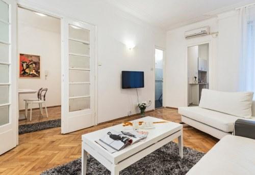 Apartmani Beograd | Strogi centar | Apartman A21 - Dnevni boravak