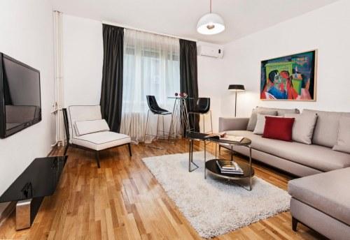 Apartmani Beograd | Apartman A19 | Strogi centar Trg Republike - Dnevni boravak
