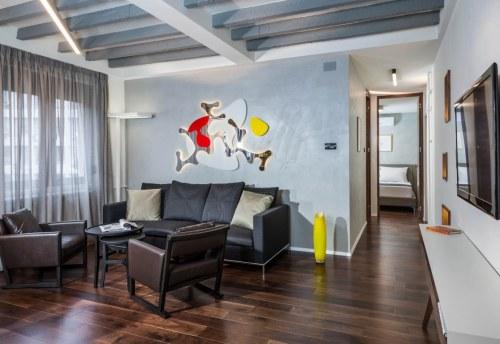 Apartmani Beograd | Apartmani u Beogradu | Apartman A5 - Dnevni boravak
