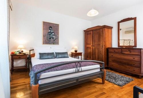 Apartmani Beograd | Apartmani u centru Beograda | Apartman A7 - Spavaća soba