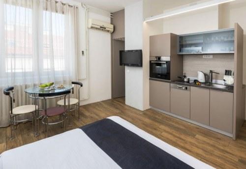 Apartmani Beograd | Jeftin smeštaj Beograd | Apartman A2 - Dnevni boravak