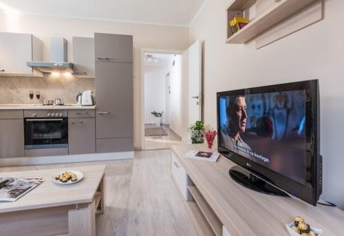 Apartmani Beograd | Lux apartmani Beograd | Apartman A31 - Ulaz u dnevni boravak